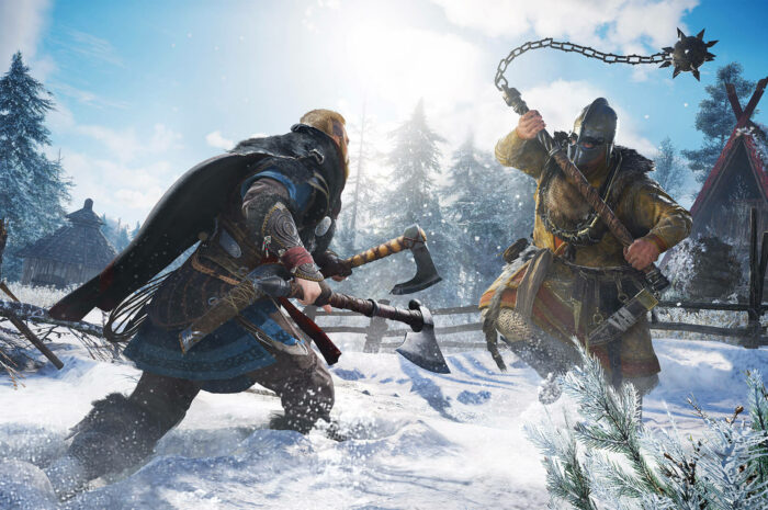 Assassin's Creed Valhalla est le plus grand lancement de jeux PC d'Ubisoft