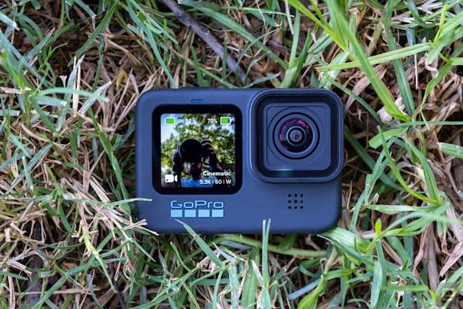 GoPro Hero 10 dévoilée avec des vidéos 5,3K et des photos 23MP